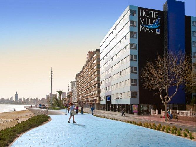 Hôtel villa del mar villa del mar hôtel benidorm