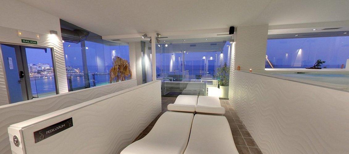 Spa 'dalt del mar' villa del mar hôtel benidorm
