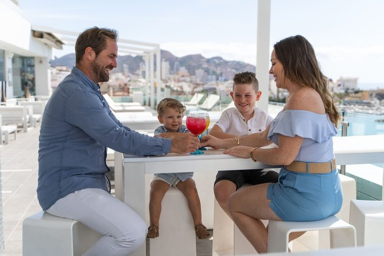 villa del mar hôtel benidorm