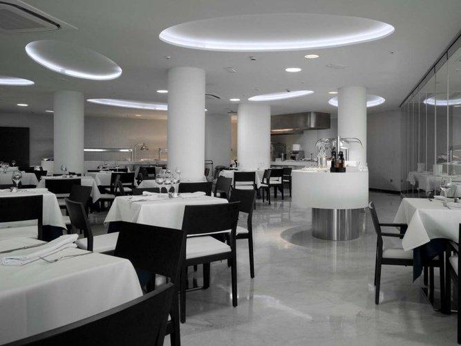 Restaurant villa del mar hôtel benidorm