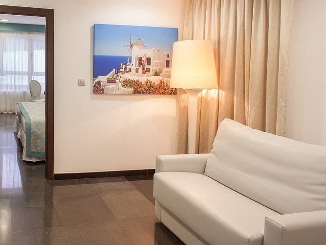 Chambre villa del mar hôtel benidorm